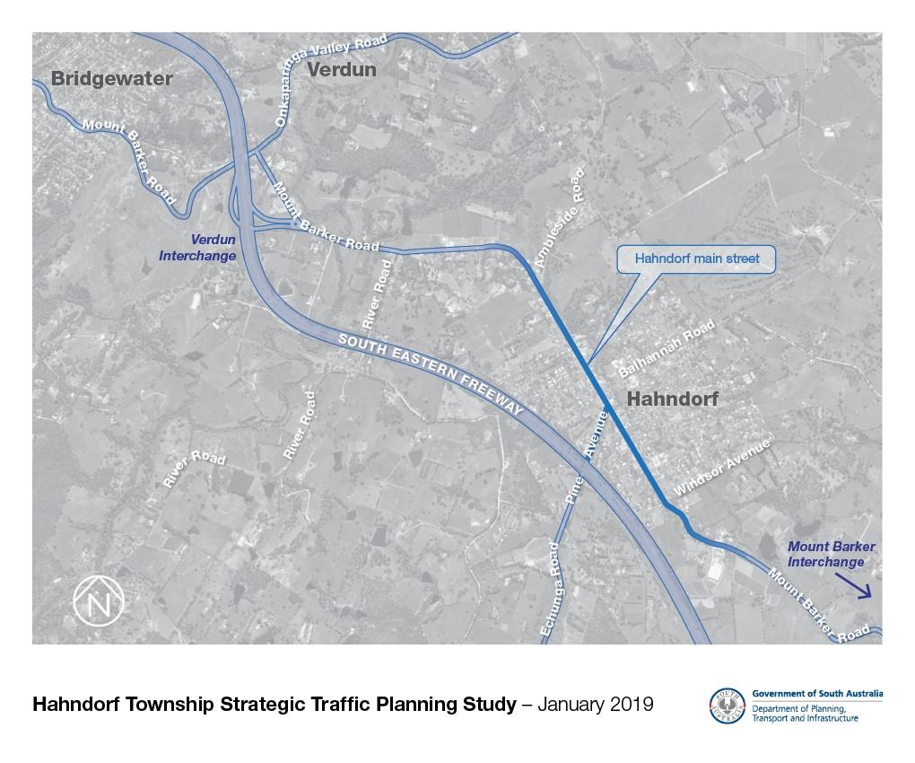 Hahndorf Traffic Planning Study