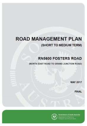 Draft Road Management Plan