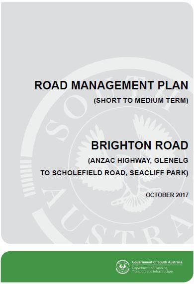 Final Road Management Plan