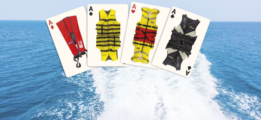 Which lifejacket do you need?