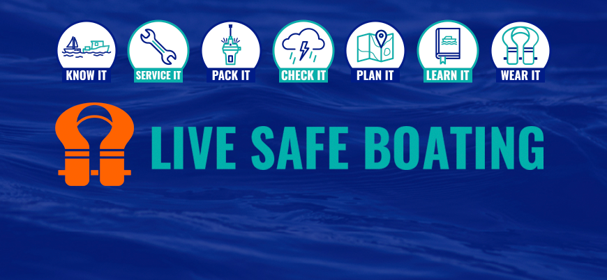 Live Safe Boating