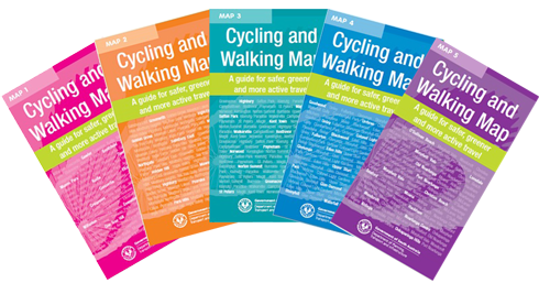 Cycling and Walking Maps