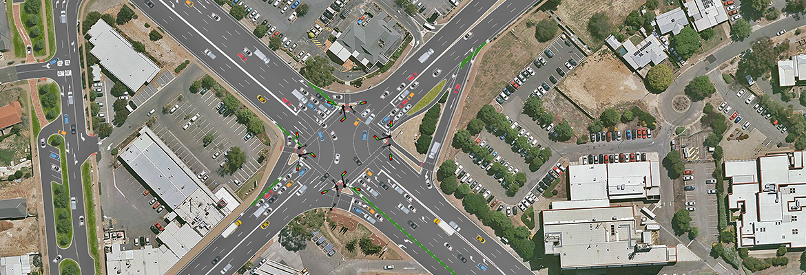 Image of North East Road Improvements